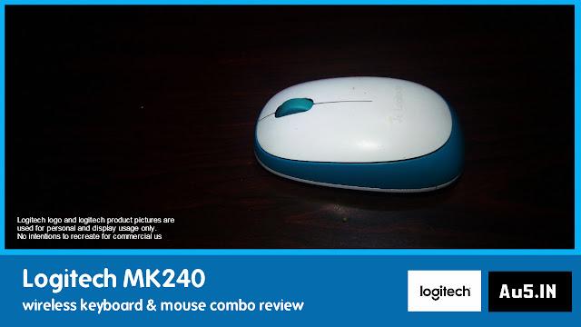 Logitech MK240 Wireless Mouse Review