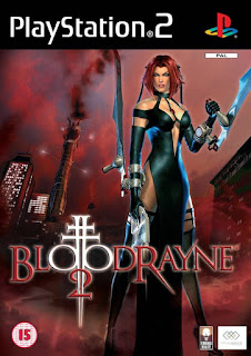 BloodRayne 2 PAL PS2