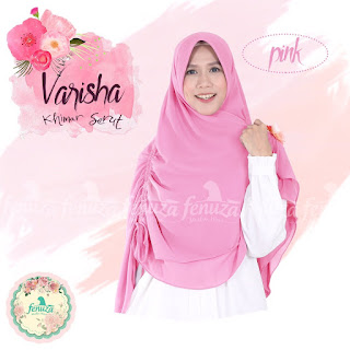 Gamis Fenuza Muslim Wear Hijab