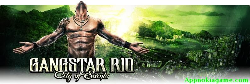 Gangstar Rio City of Saints Gameloft for Nokia 5800, N97, X6 and