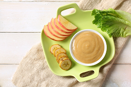 Choice of Healthy Meals For Infants Aged 4-12 Months