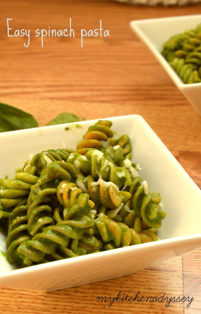 spinach pasta recipe3