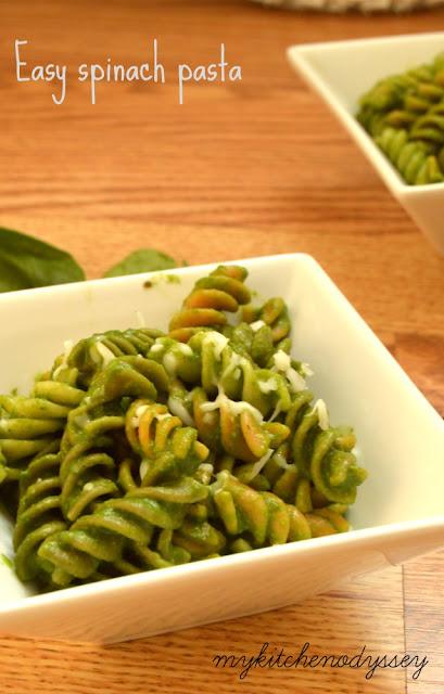 spinach pasta recipe3