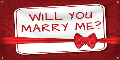 Will You Marry Me Banner | Banners.com