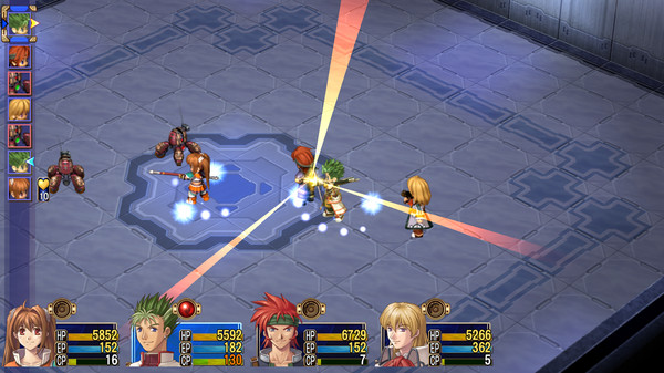 The Legend of Heroes Trails in the Sky SC PC Full Version Screenshot 2