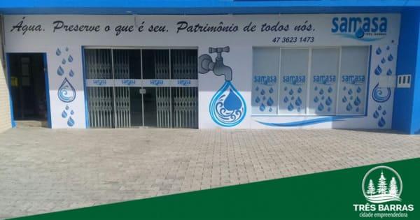 Samasa Três Barras