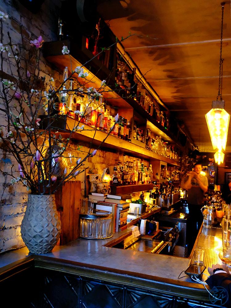Le Chameau Bleu - Blog Voyage New York City USA -  Attaboy SpeakEasy à New York - Bar à Cocktail dans le Lower East Side - Bar New York