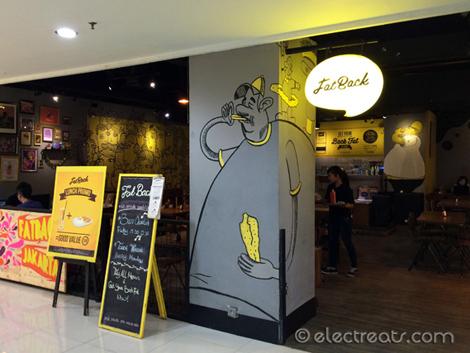 FatBack, restoran di sudirman, tempat makan di sudirman