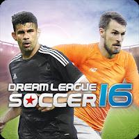 ေဘာလံုးဂိမ္းေကာင္းေလး - Dream League Soccer 2016 MOD APK