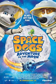 Space Dogs Adventure to the Moon สเปซด็อก 2 น้องหมาตะลุยดวงจันทร์ (2016) [พากย์ไทย+ซับไทย]