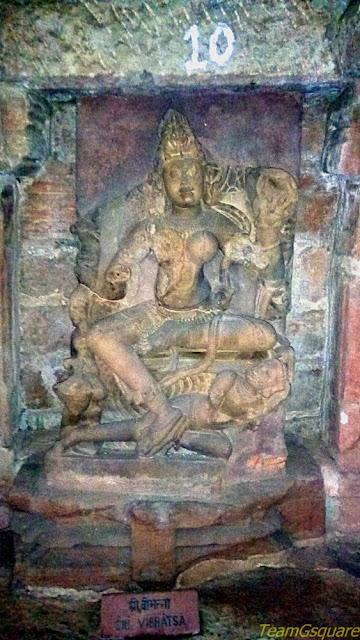 Sri Vibhatsa Chausath Yogini