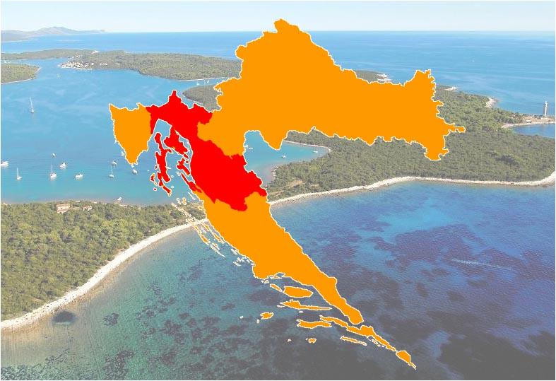 lastminute Chorvátsko