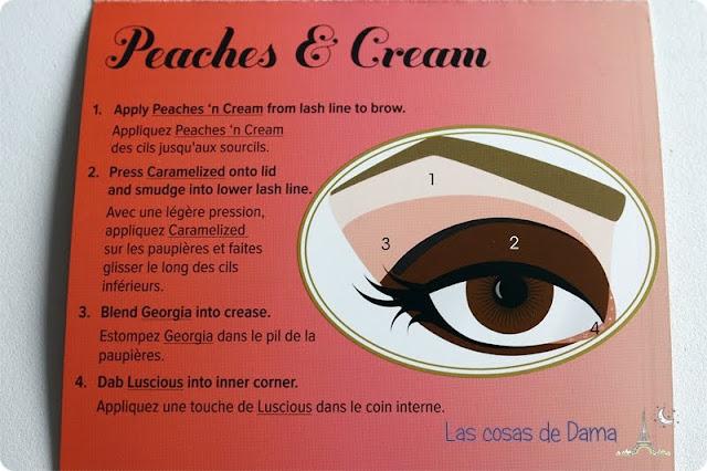 Sweet Peach Eye Shadow Palette de Too Faced