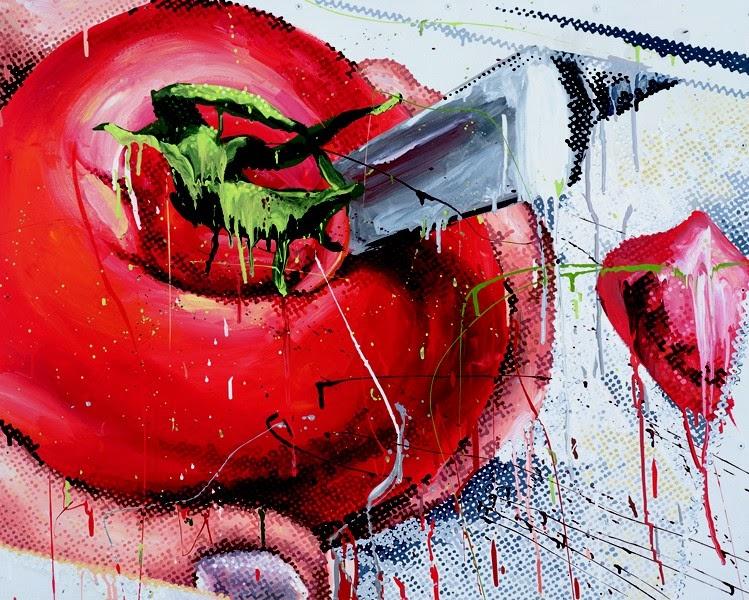 Artplastoc 173 la nourriture dans l 39 art contemporain 2 for Art contemporain sculpture