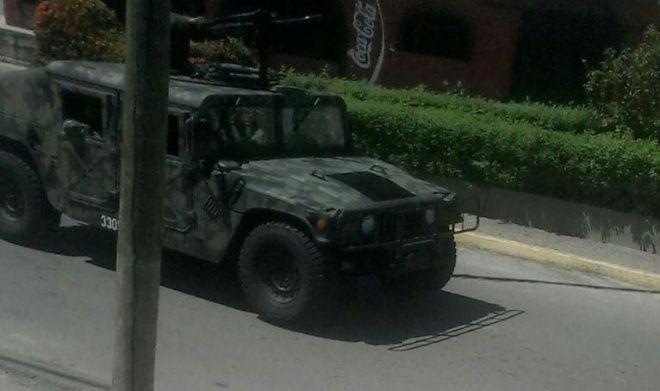 Sinaloa, Llegan 30 unidades militares a San Ignacio, helicóptero sobrevuela el área desde hace 4 días