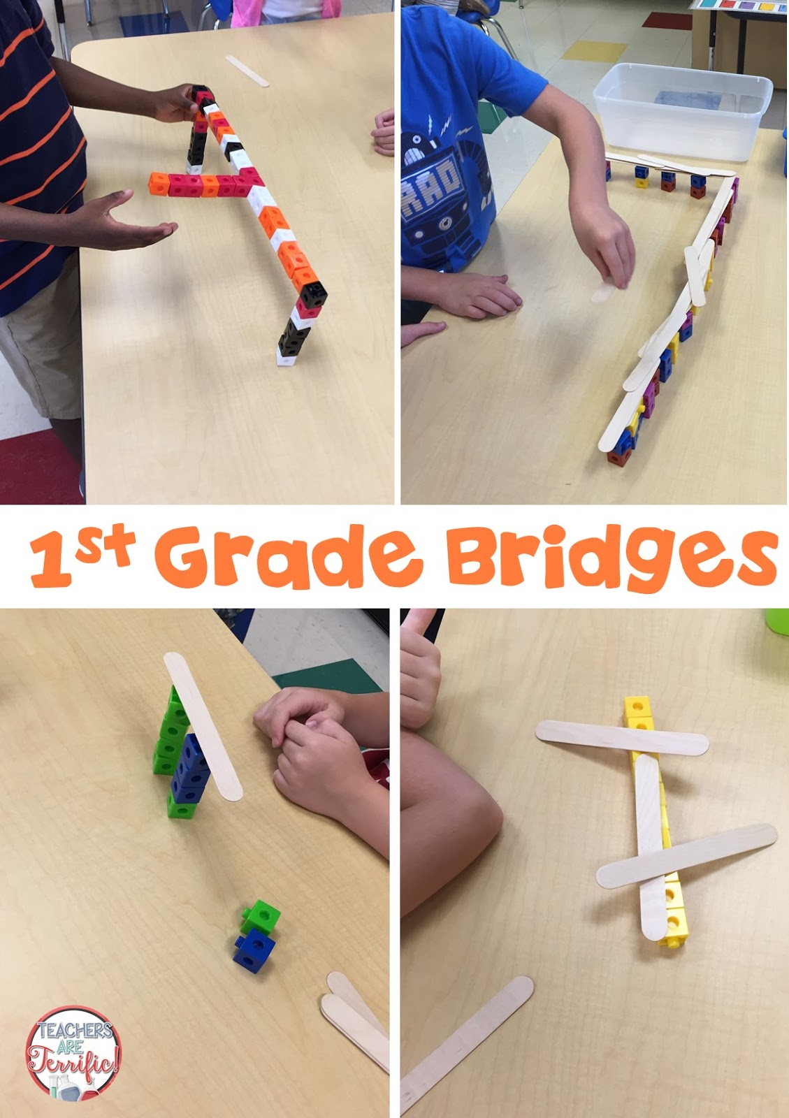 5 Things I Learned About Stem From First Graders