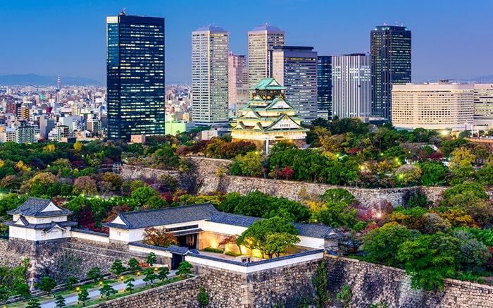 Рейтинг самых дорогих городов – Осака