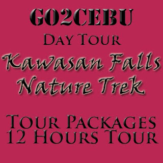 Kawasan Falls Nature Trek in Cebu Day Tour Itinerary 12 Hours Package