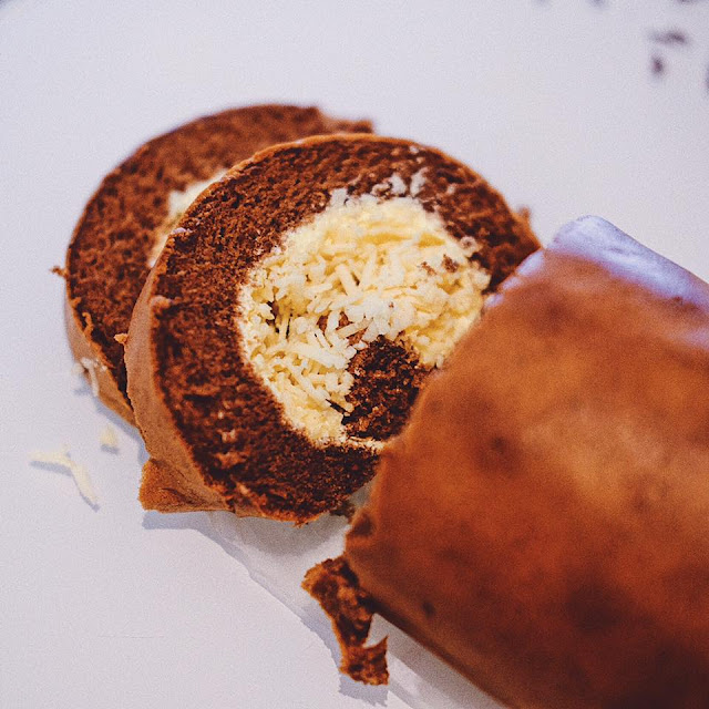 Chocolate Roll Cheese