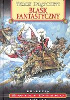 """Terry Pratchett - """"Blask fantastyczny"""""""