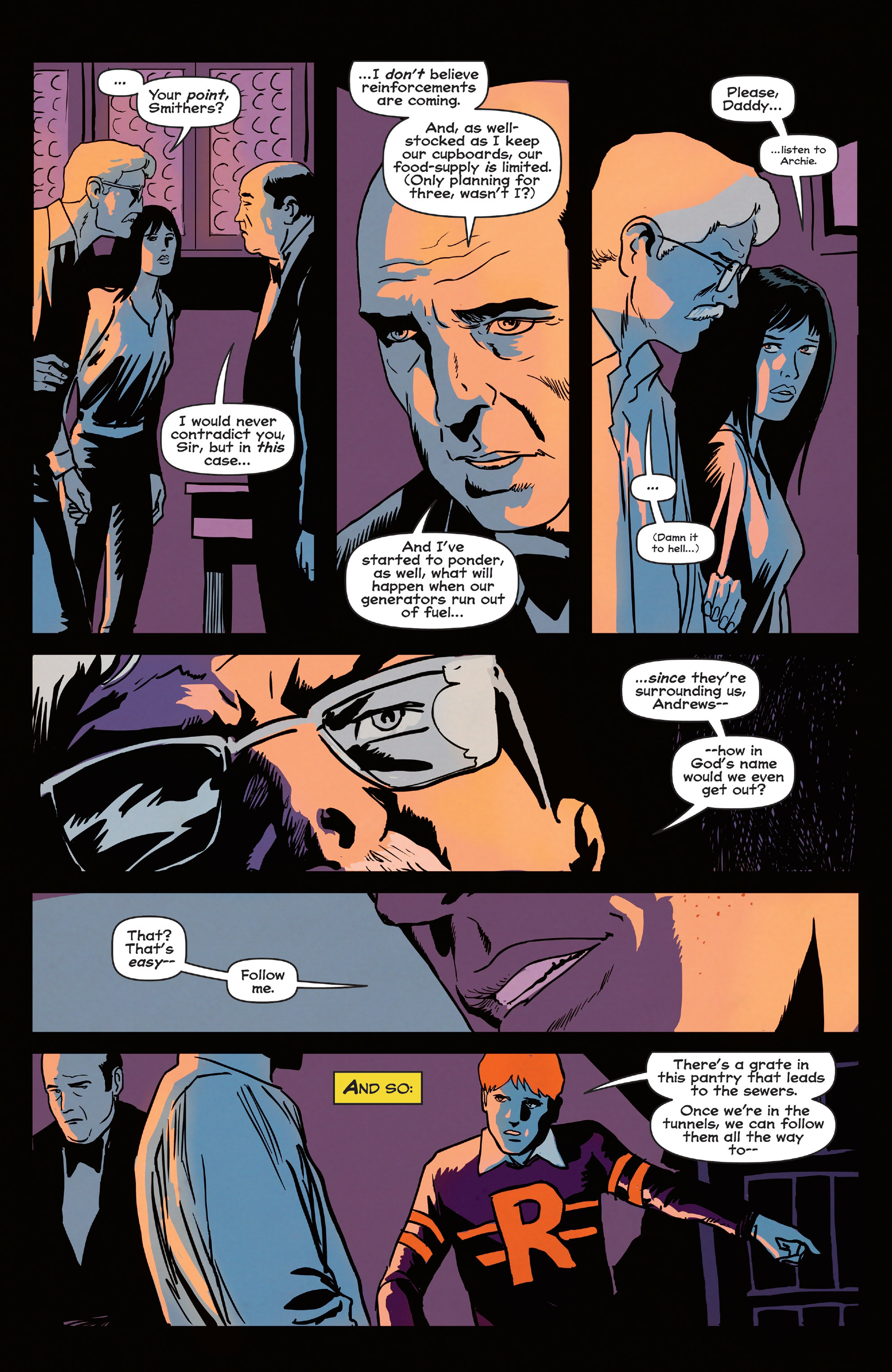 Read online Afterlife with Archie comic -  Issue #5 - 20
