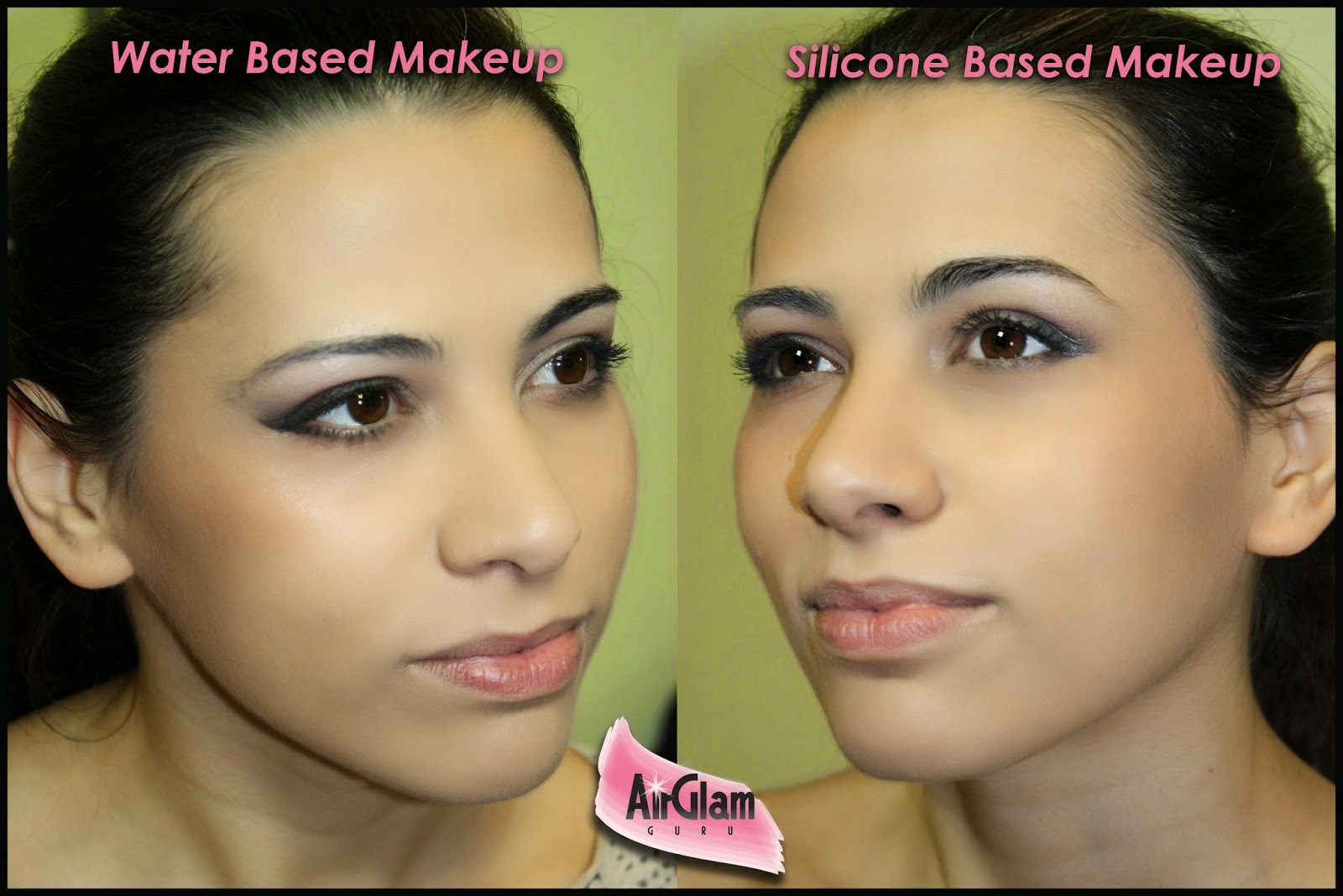 Silicone Base Makeup 110