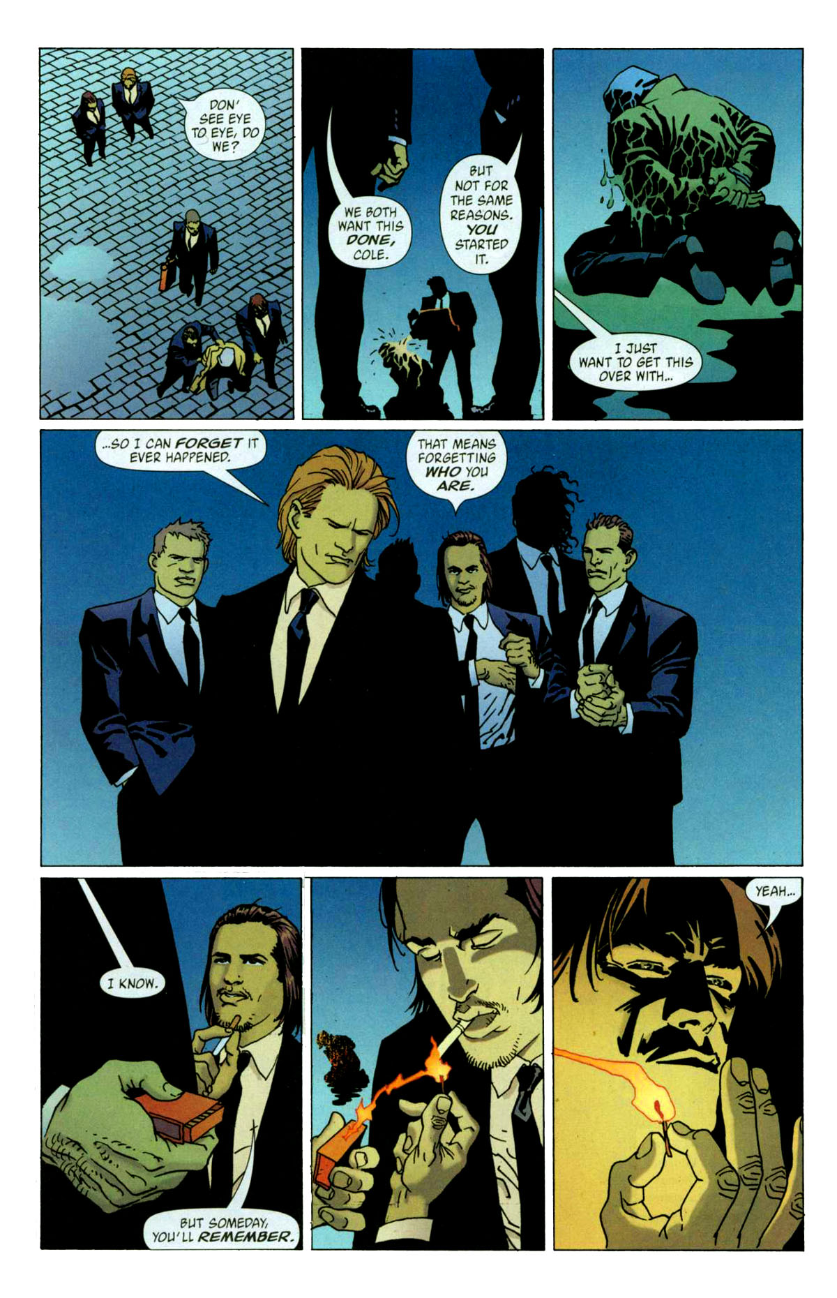 Read online 100 Bullets comic -  Issue #56 - 6