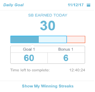 Making your Swagbucks Daily Goals