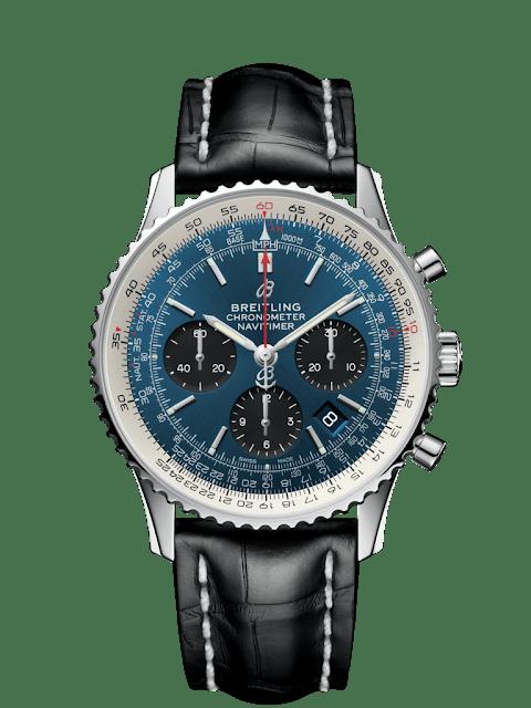 Breitling Navitimer 1 Chronograph 43 - Blackeye Blue