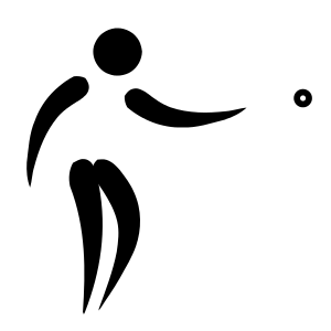 Logo Pictogram Petanque