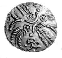 Hidden Faces coin copyright Chris Rudd