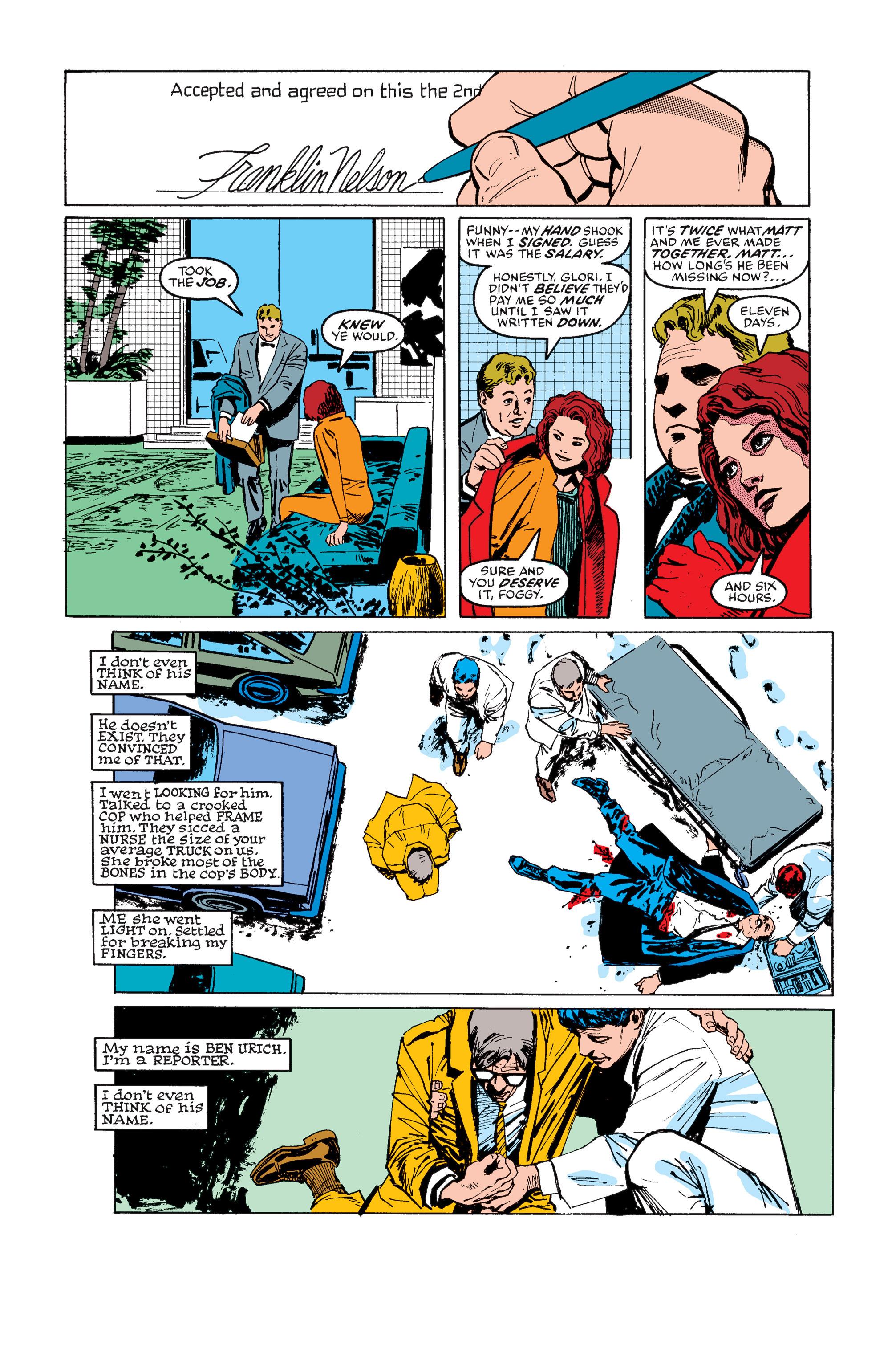 Daredevil (1964) 230 Page 4