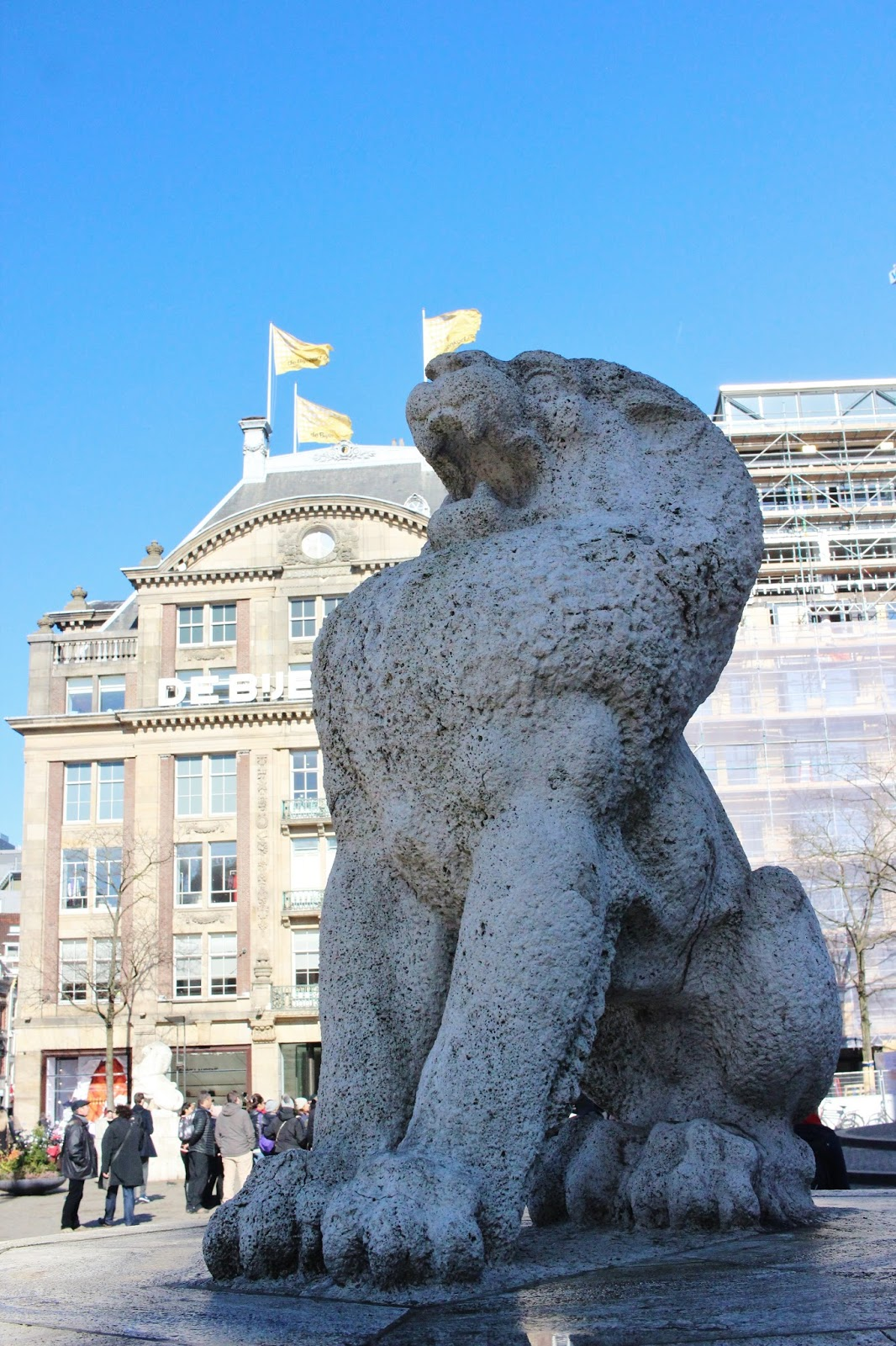 plaza de amsterdam