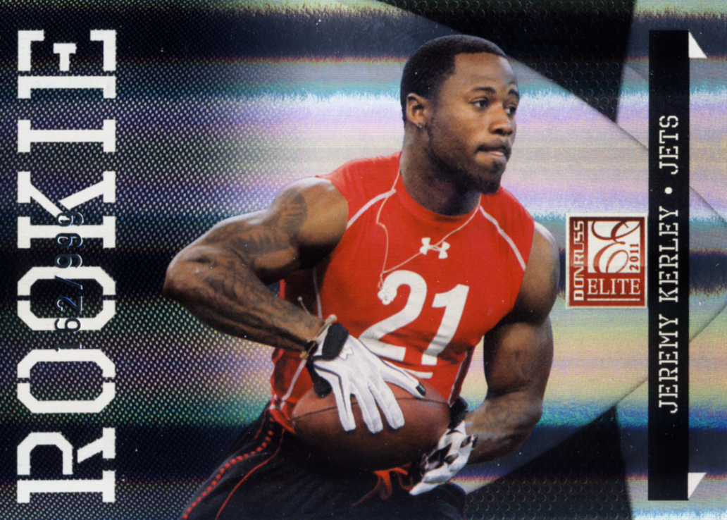 All About Cards 2011 Donruss Elite Football Nfl Trading