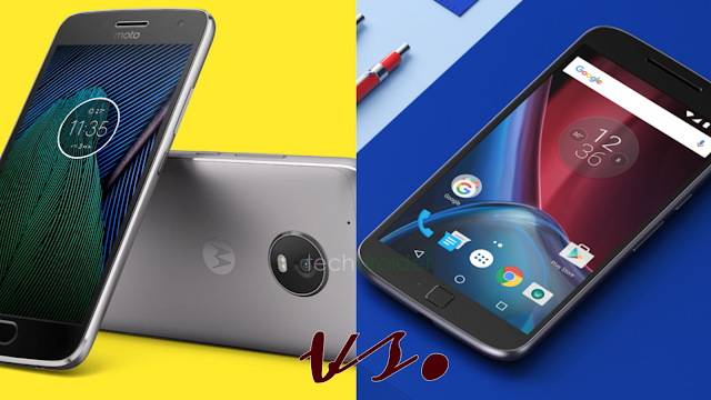 Moto G5 Plus vs. Moto G4 Plus: 3 Major Differences