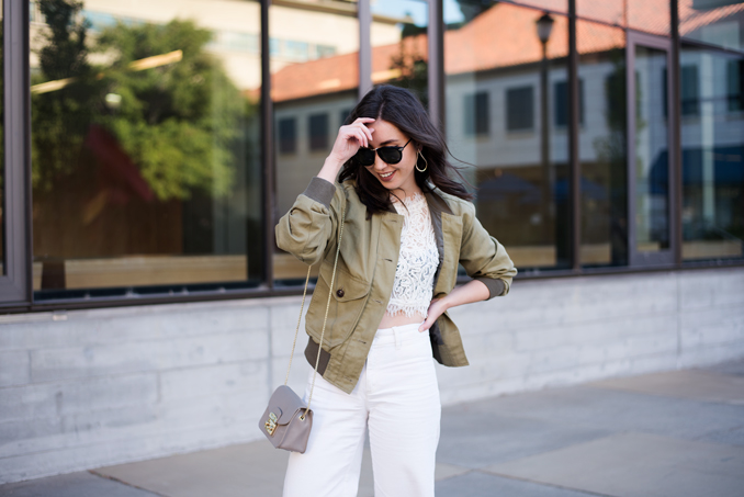 ReadyTwoWear: How to style a bomber jacket