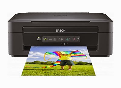 Epson Photo XP-55 software