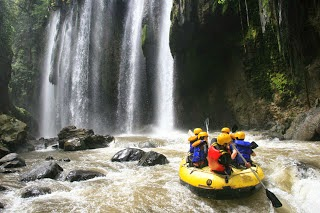 Paket Rafting Bandung Lembang