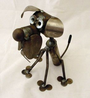 Scrap Metal Artwork  all about photo