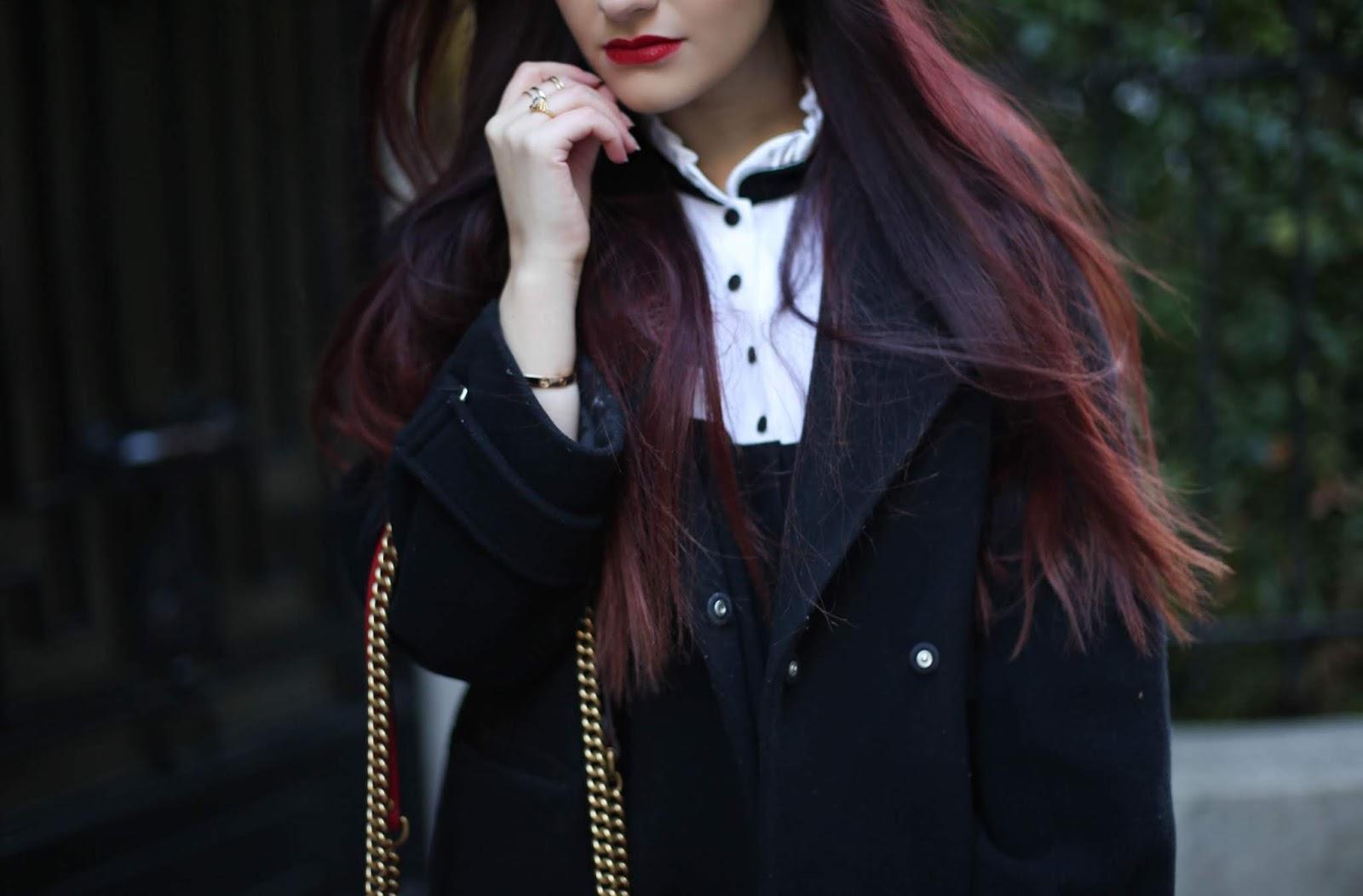 preppy style blog mode