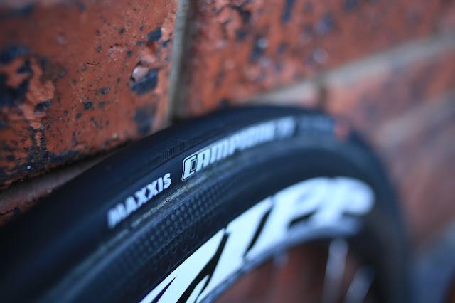 Maxxis Campione TT 25mm Road Bike Tubular Tires
