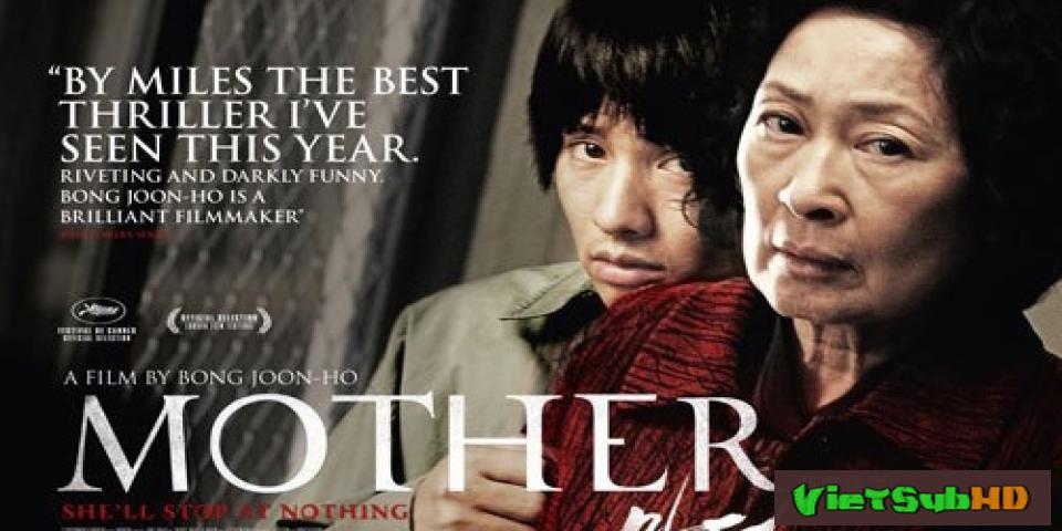 Phim Lòng Mẹ VietSub HD | Mother 2009