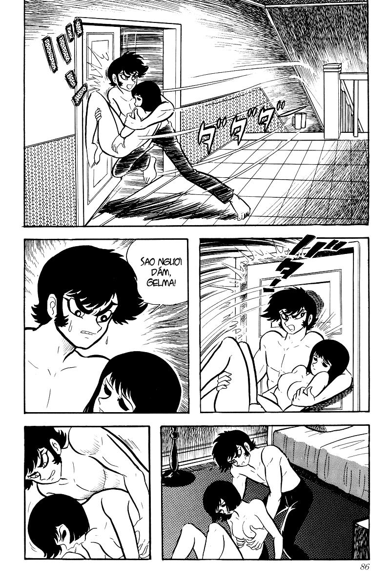 DevilMan chapter 7.2 trang 7