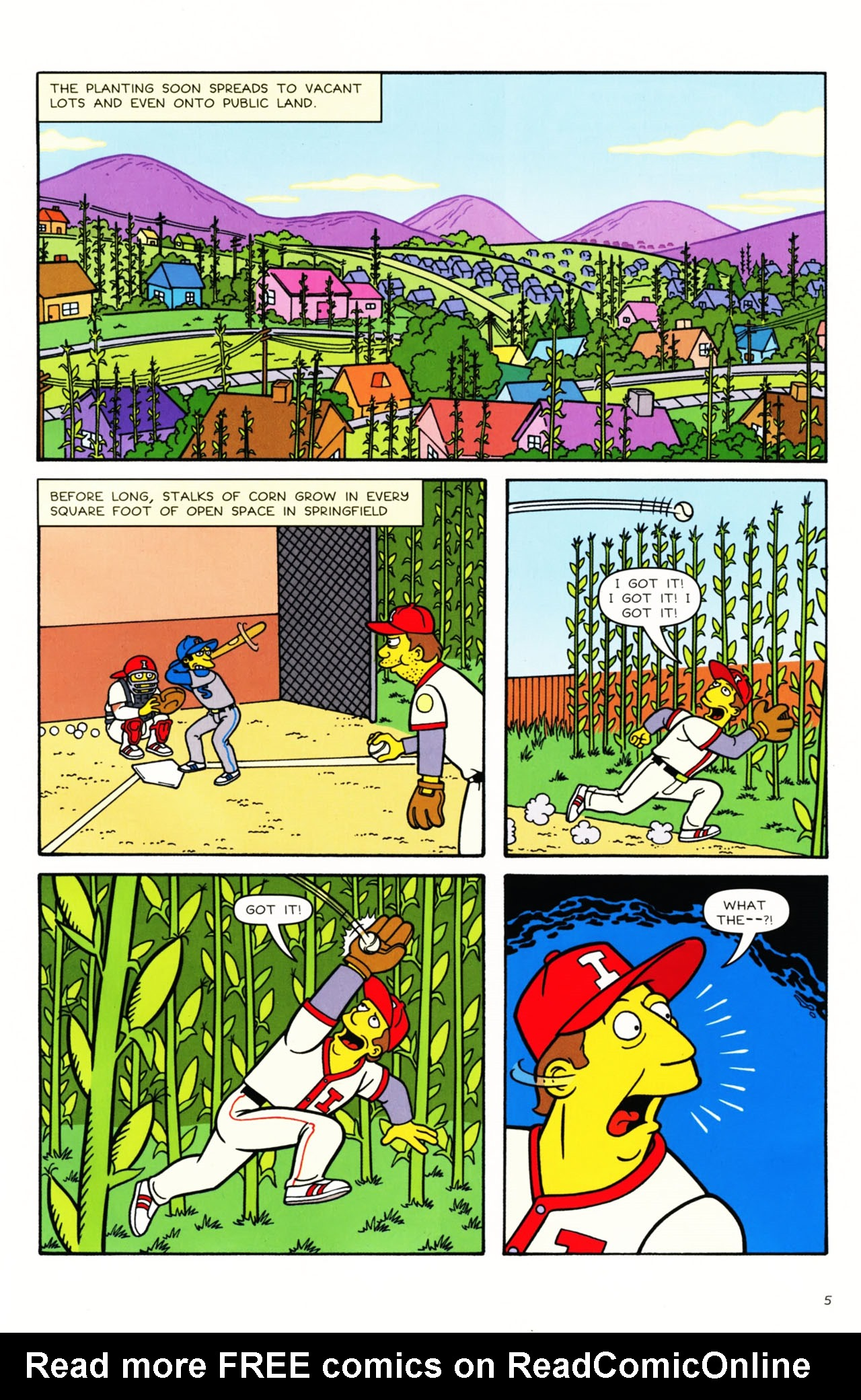 Read online Simpsons Comics Presents Bart Simpson comic -  Issue #49 - 6