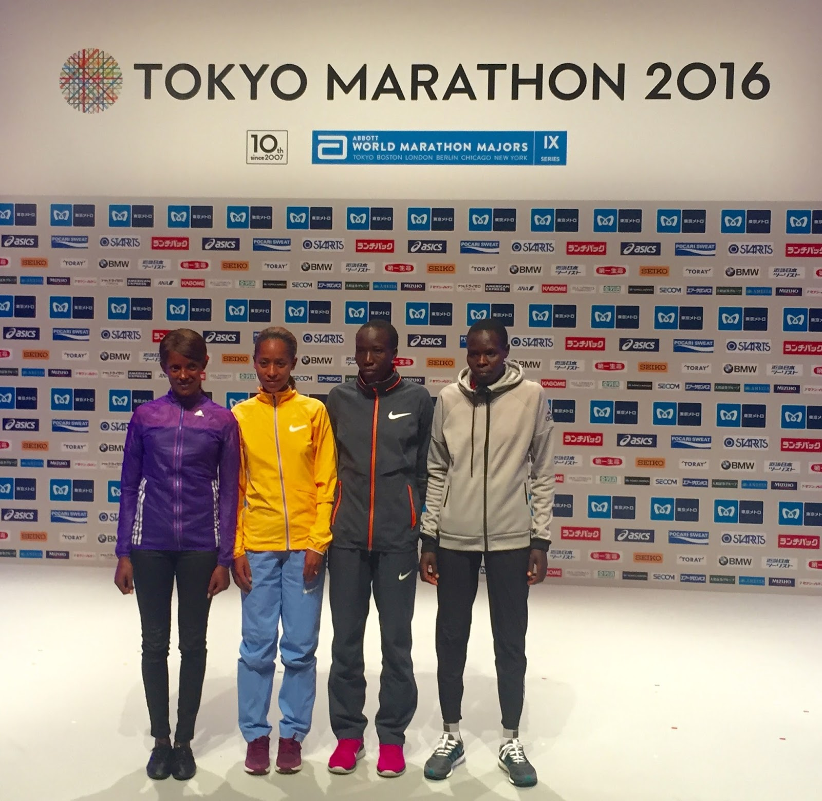 tokumoto kasumi Along with Chumba, Emmanuel Mutai (Kenya) and Eliud Kiptanui (Kenya) will  be pushing the race toward record territory with a first half planned in  the ...