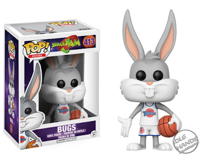 Toy Fair 2017 Funko Space Jam Pops