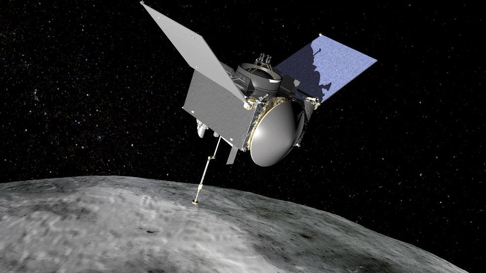 NASA's proposed Asteroid Redirect Mission involves bringing asteroid into earth's orbit