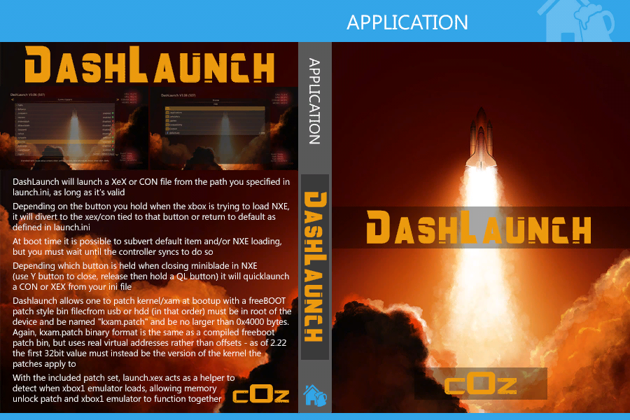 HD PARA XBOX 360 RGH / JTAG: Dashlaunch 3 19 Suporte p
