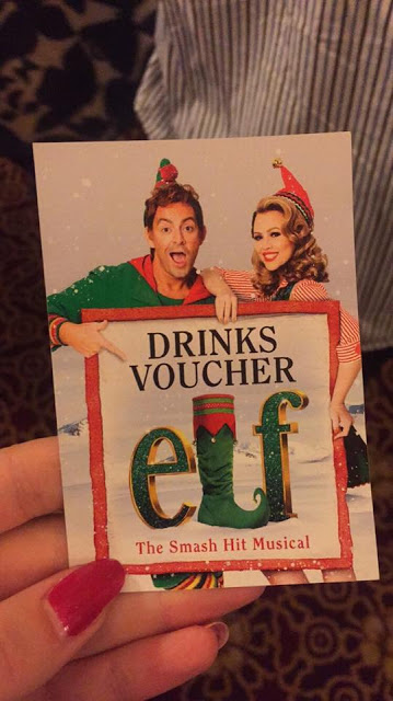 Elf the Musical London Dominion Theatre