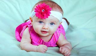 Nama Bayi Perempuan dan Artinya